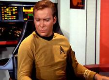 10 x Star Trek UNSIGNED photographs - Cast and scenes - BARGAIN!!!