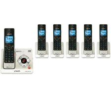 Vtech LS6425-3 + (3) LS6405 DECT 6.0 6 Handset Cordless Phone w/ Speakerphone