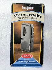 Dictaphone Microcassette Voice Processor 3223