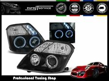FARI ANTERIORI HEADLIGHTS LPCI08 CITROEN C2 2003-2007 2008 2009 2010 ANGEL EYES