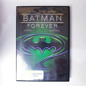 Batman Forever DVD Movie Free Post Region 4 AUS - Action Superhero