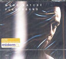 Manu Katche Playground CD NEW Mathias Eick David Torn