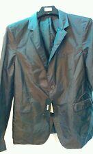 Hugo Boss AG Narox Men's Black Reversible Sport Coat Blazer 40R IT 50 50311243