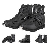 Oneal Motocross Stiefel Rider SHORTY MX Enduro ATV Quad Boots schwarz