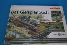 Marklin 07455 Das Gleisplanbuch C TRACK D.