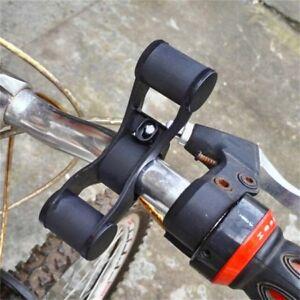 Cycling Bike Bicycle HandleBar Lamp Bracket Holder Extender Mount Extension SG