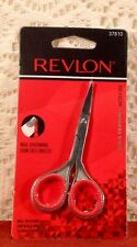 BRAND NEW Revlon Stainless Steel Nail Grooming Scissors