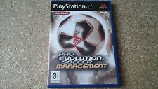Pro Evolution Soccer Management PS2