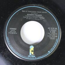 Rock 45 Robert Palmer - Get It Through Your Heart / I Don'T Mean To Turn You On