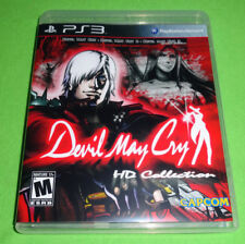 Empty Replacement Case!  Devil May Cry HD Collection - Sony PlayStation 3 PS3