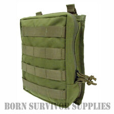 Karrimor SF Predator Large Utility Pouch - MOLLE Tactical Kit Army Webbing GP