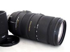 Sigma AF 120-400mm 4.5-5.6 DG APO HSM OS Nikon MWST incl. Gewährleistung 1 Jahr