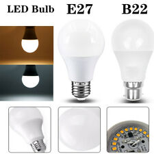 10X AU B22 E27 LED Bulb Lamp Globe Ball Light Bayonet Screw Energy Saving Bulb