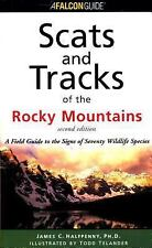 NEW - Scats and Tracks of the Rocky Mountains, 2nd (Scats and Tracks Series)