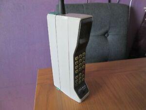 Rare Working Motorola Dynatac 8000M vintage collectors brick mobile cell phone