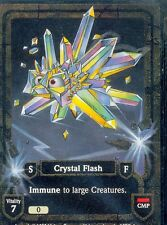 GUARDIANS CCG CRYSTAL FLASH  RARE VO