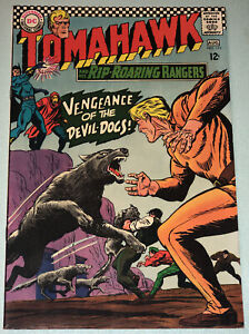 Tomahawk #111 Very Fine 1967 DC Comic Book Silver Age Western