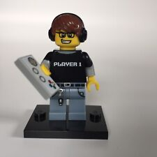 LEGO - Mini Fig Collection Series 12: Video Game Guy - Complete with all parts