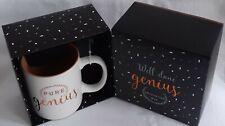 Well Done Genius - Graduation Mug - Boxed Gift - Brand New