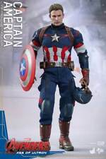 HOT TOYS MMS 281 AVENGERS : AGE OF ULTRON – CAPTAIN AMERICA MISB