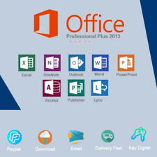 Office 2013 Professional Plus 32-64bit Key Download Link Activation Genuine