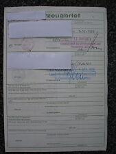 Ford Taunus  1,6 ltr  72 PS  Bj.1974  5 Sitzer Datenblatt Brief NH