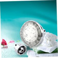 LED Light 7 Color Changing Water Glow Shower Head Bathroom cv