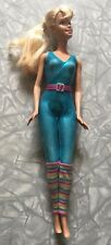 RARE 2009 Disney Toy Story 3 Great Shape Barbie Doll Mattel #R4241 Workout