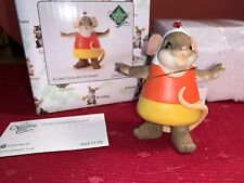 "Charming Tails ""A Little Corny But So Sweet "" Dean Griff Nib Fall"