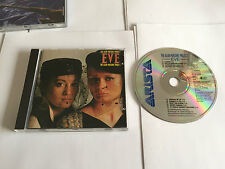 The Alan Parsons Project - Eve CD Arista 258 981 West Germany PDO Disc  VNR MINT