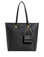 Guess Rayna Double Handle Tote Bag SG696223 - Black