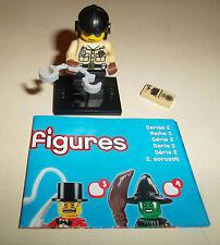 Lego sammelfiguren Série 2 (8684): Policier
