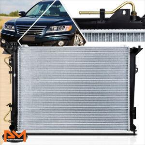Aluminum OE Factory Radiator for 06-11 Azera/Sonata/Magentis/Optima AT DPI-2831