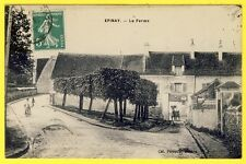 cpa Rare 91 EPINAY sous SENART (Essonne) La FERME Ancien Prieuré Coll. PERROTIN