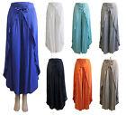QUELQUE by FILO PLUS SIZE Cotton Resort Beach Pants Skant SIZE 8 10 12 14 16 18