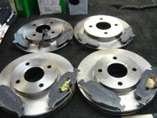 FORD MONDEO ST200 V6 FRONT & REAR BRAKE DISCS & PADS  !