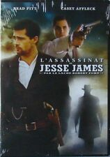 DVD L'ASSASSINAT DE JESSE JAMES - Brad PITT / Casey AFFLECK / Sam SHEPARD - NEUF