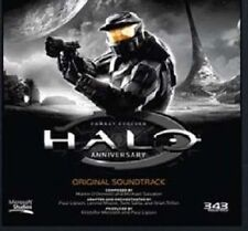 NEW Halo: Combat Evolved Anniversary Soundtrack (Audio CD)