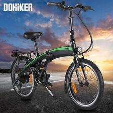 20 '' Dohiker 20F055 Falten Fahrrad Elektrisch Electric Bike Folding Frame 250W