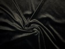 VELVET VELOUR FABRIC Soft Luxury Display Dress Clothing Dance Costumes Material