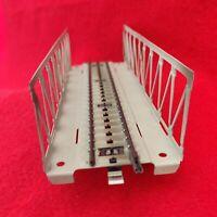 MARKLIN HO 7162 METAL STRAIGHT RAMP BRIDGE