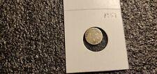 1857 3 Cent Silver Piece, Trime !!