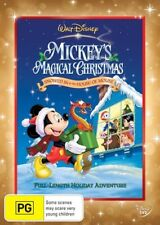 Mickey's MAGICAL CHRISTMAS : NEW DVD : Mickeys Mouse