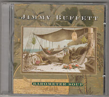 JIMMY BUFFETT - barometer soup CD