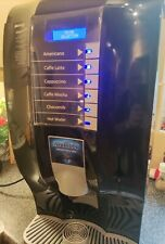 More details for tabletop coffee vending machine. lavazza decal, meeting room cappuccino machine
