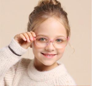 Kids Anti Blue Light Screen Protect Glasses Video Children Gaming Eyes GlassekY