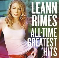 LeAnn Rimes - All Time Greatest Hits [New CD] UK - Import