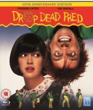 Drop Dead Fred Blu-ray Region B New Rik Mayall Phoebe Cates Anniversary Edition