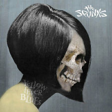 THE SPUNKS Yellow Fever Blues LP . gearhead devil dogs bass holes nine pound ham