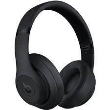 Apple Beats Studio3 Wireless Matte Black Over Ear Headphones MQ562LL/A